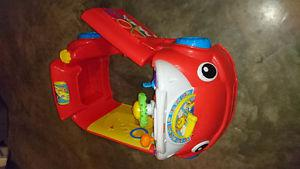 Fisher Price Car and Musical Table