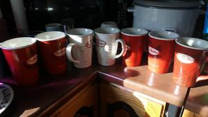 For the Tim Hortons Lover 7 limited edition mugs