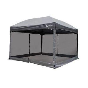 Gazebo Tent with Full Zipper Screen