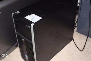 HP Compaq Desktop PC  Pro (D3H98UT#ABA) Intel Core i3