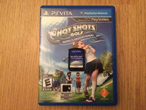 Hot Shots Golf: World Invitational (PS Vita)