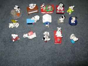 Lot of  dalmatians from mcdonalds $10 for the lot