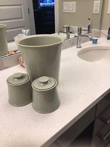 Martha Stewart Living bath accessories