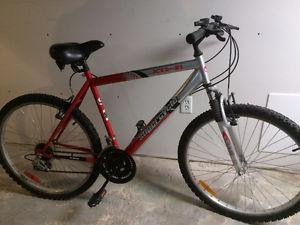 Men's Supercycle 21 speed mountain bike, (26 Inch tires)