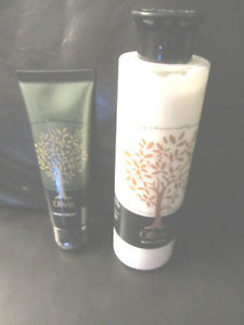 NEW OLIVIA Hand Cream 75ml & Body Lotion 300ml bottles
