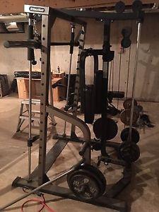 Nautilus Ns600x Home Gym Posot Class