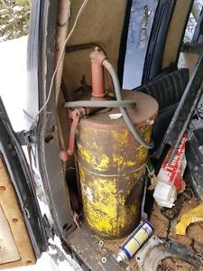 Old irving transfer pump. Make reasonable offer