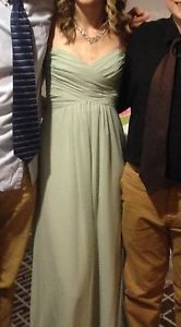 Prom dress size 2