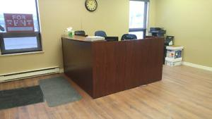 Reception Desk - Excellent Condition
