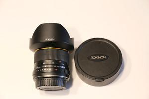 Rokinon 14mm 2.8 lens for Canon EF mount