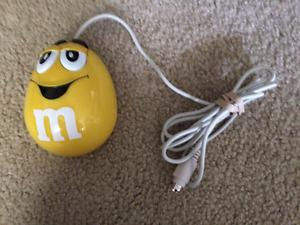 Selling a M&M Computer Mouse