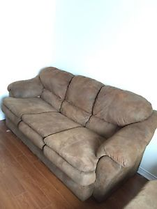 Sofa and loveseat need gone today offer