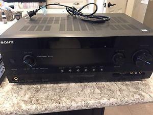 Sony A/V Stereo Receiver Amplifier