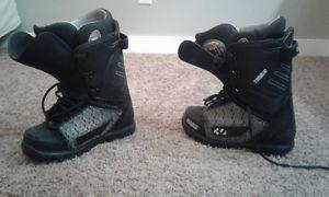 Thirtytwo(32) Lashed Snowboard Boots. Excellent condition!!!