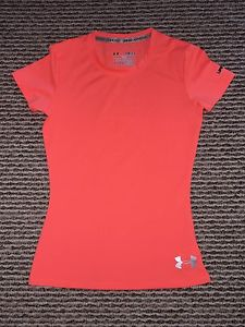 Under Armour youth small UV30+ fitted shirt - new
