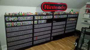 Wanted: Collector: Want to BUY ALL old video games!