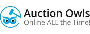Wanted: GRAND OPENING:> AUCTION OWLS > ONLINE AUCTION