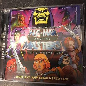 Wanted: He-Man and the Masters of the Universe soundtrack