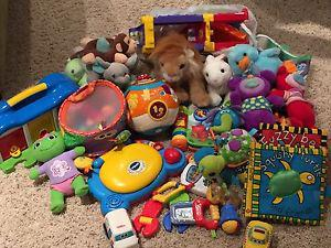Wanted: Huge Lot of Baby Toys