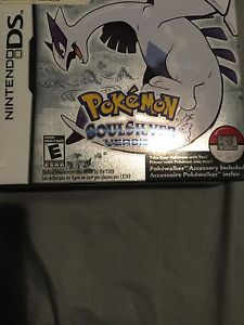 Wanted: LOOKING FOR POKEMON SOULSILVER