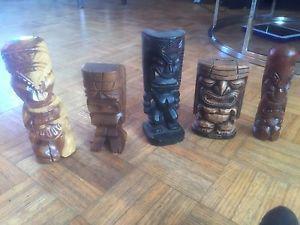 Wanted: Looking for Hawaiian Polynesian patio lanterns