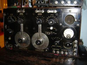 Wanted: WANTED: Old Ham Radio - any condition