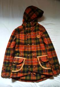 Womens Grenade coat