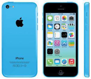 iPhone 5C 8GB in Blue Telus or Koodo! - Good Condition!