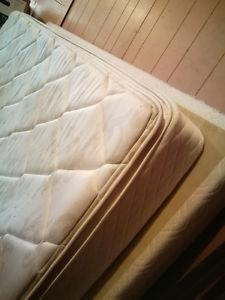 king size mattress and box