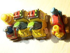 14MUPPET SESAME STREET CARS 'S BERT, ERNIE ETC