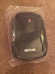 """17"""" designed laptop backpack, New"""