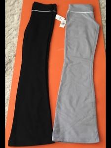 2 Brand New Size Small Yoga Pants