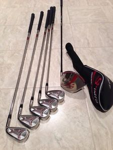 Adams Speedline Fast12 Driver & Adams Irons (6 to PW) RH