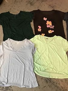 American eagle and arie (by American eagle) shirts