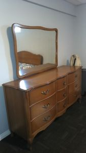 Antique French Provincial Bedroom Set