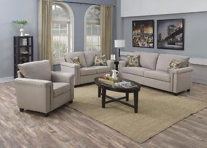 BRAND NEW SOFA AND LOVESEAT FOR ONLY $998