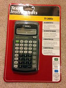 Brand New Calculators (2) in original packing!