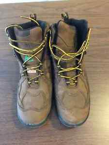 Carhartt CSA approved safety boots