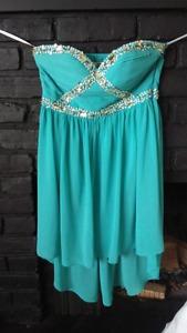 Dress bought at Hush in Osborne Village. Used for grade 9