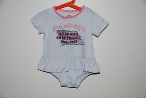Harley Davidson Baby Girl's Onesie Size 18 months