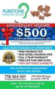 Hearing aids & Hearing Clinic