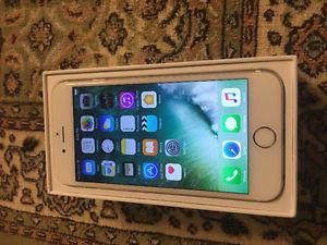IPHONE 6 GOLD 16 GB LIKE BRAND NEW WITH ALL ACCESSORIES