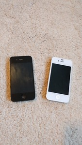Iphone 4 and 4S for sale
