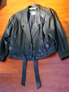 Ladies Amanti Leather Jacket