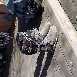 MSR MX Boots, Size 11