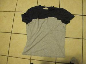 Mens Name Brand Designer Ambercrombie and Finch T shirt L/XL