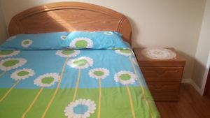 Moving Sale - Mattress - Dresser - Curtain - Head Board