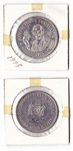 NOVA SCOTIA $1 JOSEPH HOWE FESTIVAL COIN WAS LEGAL