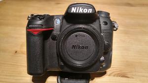 Nikon D + grip + VR + SB800 free bonus