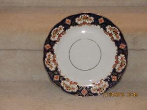 Plate - Royal Albert Crown China - Heirloom